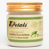 Petals Soothe Cucumber Refreshing Face Mask