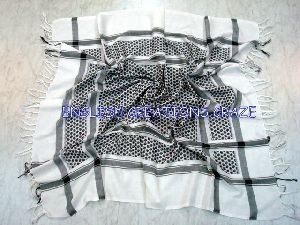 Cotton Arabic Scarf (EC-6033)