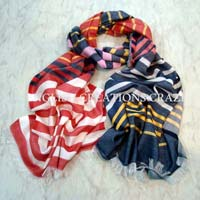 Cotton Modal Printed Stoles