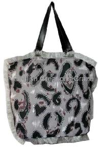 Cotton Printed Handbags (EC-FI-193-1)