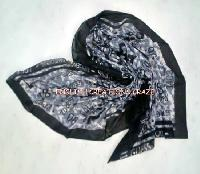 Cotton Printed Scarf (EC-7242 A-1)