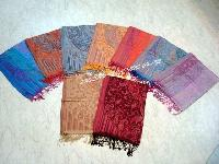 Designer Silk Stoles (EC-3583)