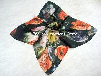 Digital Floral printed scarves -EC-3377-A