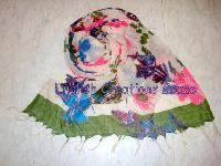 Floral Print Scarves (EC-5647)
