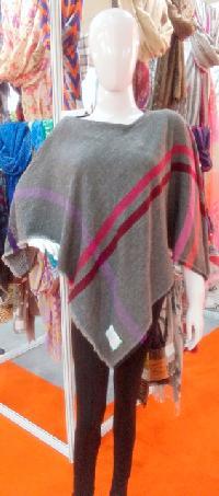 Jacquard Multi Striped Kimono (EC-5209)