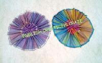 Modal  Linen Cotton Jacquard Scarves (EC-6188)