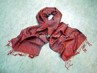 Silk Jacquard Scarves (EC-3513-A-1)