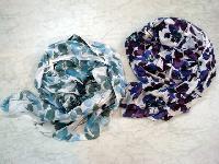 Silk Modal Printed Scarves (EC-3853)