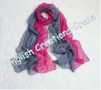 Silk Ombre Dyed Scarf (ECC-4458)