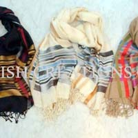 Silk Wool Scarves