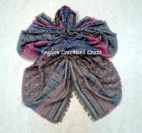 Wool  Acrylic  Scarves (EC-6494 A)