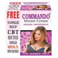 Commando Breast Cream