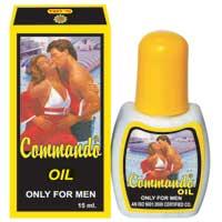 Commando Oil