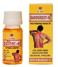Dardorest-40 Pain Relief Oil