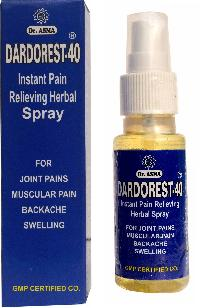 Dardorest-40 Pain Relief Spray