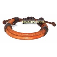 Leather Bracelet 02