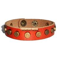 Leather Bracelet 07