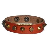 Leather Bracelet 08