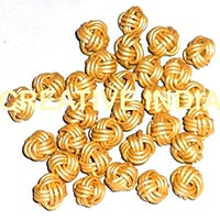 Leather Braided Bead (MCR23)