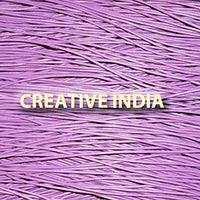 LILAC Plain Round Leather Cord