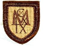 Blazer Badge 1343