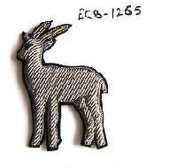 Bullion Wire Badge (ECB -1265)