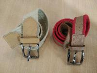 Canvas Webbing Belt 03