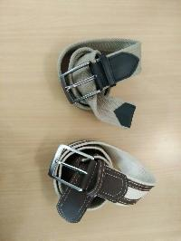 Canvas Webbing Belt 04
