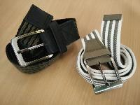 Canvas Webbing Belt 06