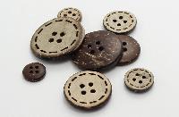 Coconut Button (CB-03)