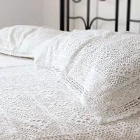 Crochet Bed Sheet 02