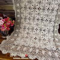 Crochet Table Runner 03