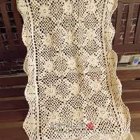 Crochet Table Runner 05