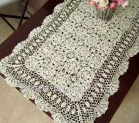 Crochet Table Runner 07