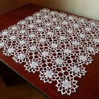 Crochet Table Runner 08