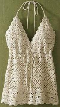 Crochet Top 01