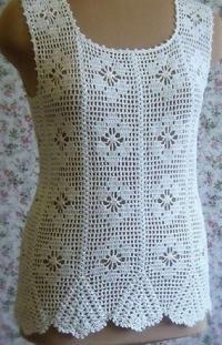 Crochet Top 08