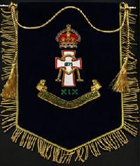 Embroidered Banner 07