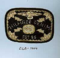 Embroidered Logo Badge (ECB-1004)