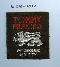 Embroidered Logo Badge (ECB-1014)