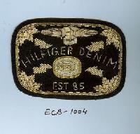 Embroidered Logo Badges