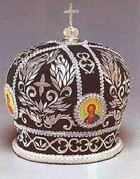 Embroidered Mitre 03