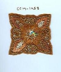 Embroidered Motif (ECM-1058)