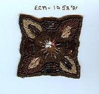 Embroidered Motif (ECM-1058 A)