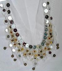 Embroidered Neck 07
