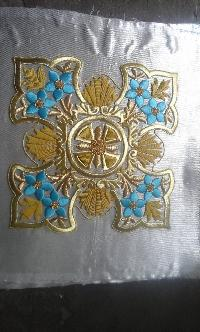 Embroidered Vestment 02
