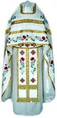 Embroidered Vestment 07