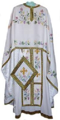 Embroidered Vestment 08