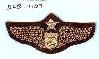 Military Wire Badge (ECB-1109)