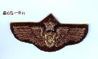 Military Wire Badge (ECB-1111)